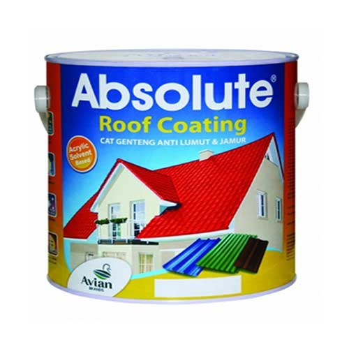 Cat Genteng Avian Paint Avitex Roof